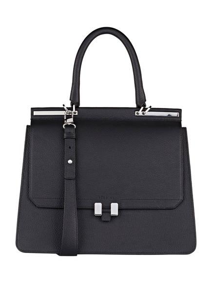 MAISON HÉROÏNE Handtasche MARLENE, Farbe: SCHWARZ (Bild 1)