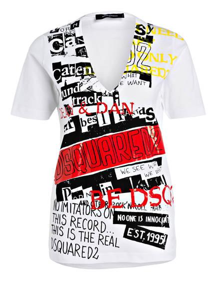 DSQUARED2 T-Shirt , Farbe: WEISS (Bild 1)