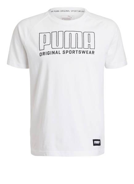 PUMA T-Shirt , Farbe: WEISS (Bild 1)