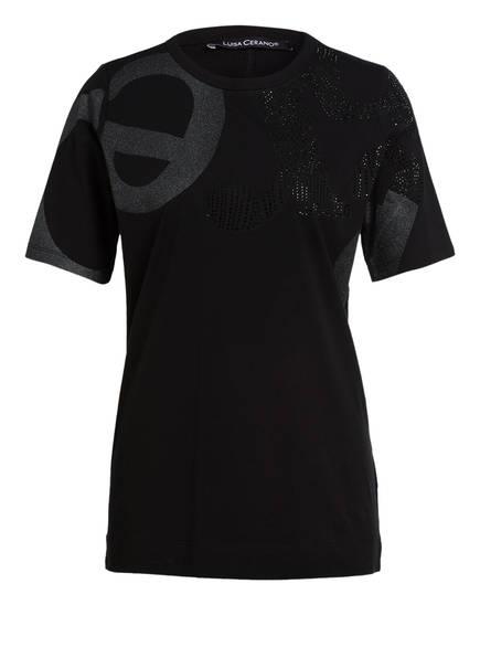 Cerano shirt Schwarz Luisa Cerano shirt Luisa T T q5ndw0aqH