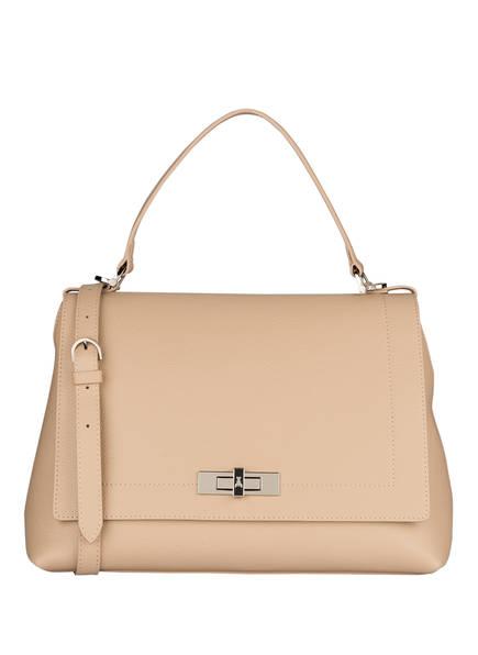 PATRIZIA PEPE Handtasche, Farbe: CAMEL (Bild 1)