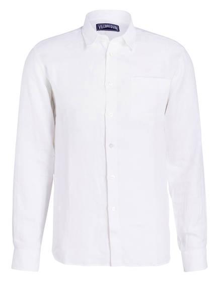 VILEBREQUIN Leinenhemd Regular Fit, Farbe: WEISS (Bild 1)