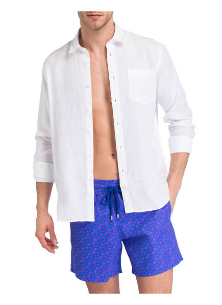 Leinenhemd Regular Fit von VILEBREQUIN   WEISS
