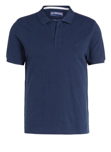 VILEBREQUIN Piqué-Poloshirt Regular Fit, Farbe: NAVY (Bild 1)