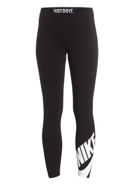 Nike 7/8-Tights LEG-A-SEE FUTURA, Farbe: SCHWARZ (Bild 1)