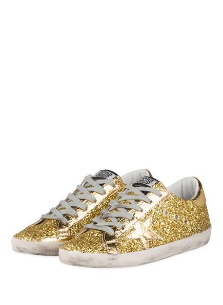 GOLDEN GOOSE DELUXE BRAND Sneaker SUPERSTAR, Farbe: GOLD (Bild 1)