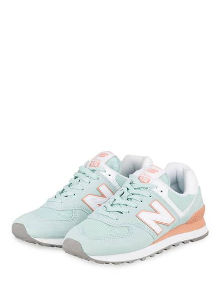 new balance Sneaker WL574, Farbe: MINT (Bild 1)