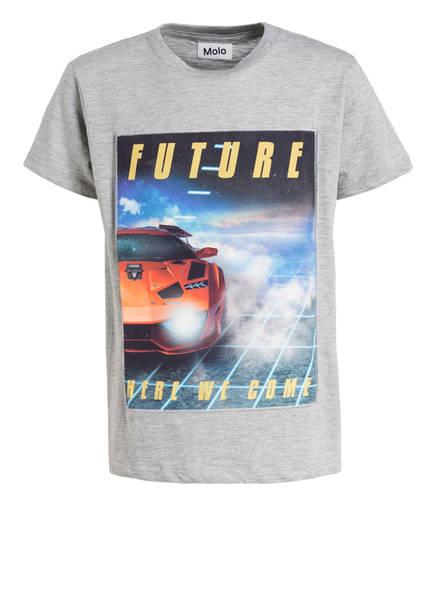 molo T-Shirt, Farbe: GRAU MELIERT (Bild 1)