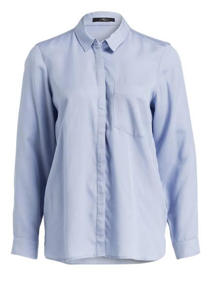 mavi Bluse LONG, Farbe: HELLBLAU (Bild 1)