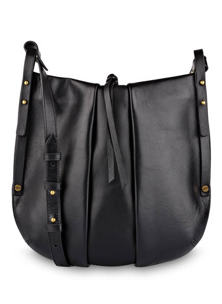 ISABEL MARANT Hobo-Bag LECKY , Farbe: SCHWARZ (Bild 1)