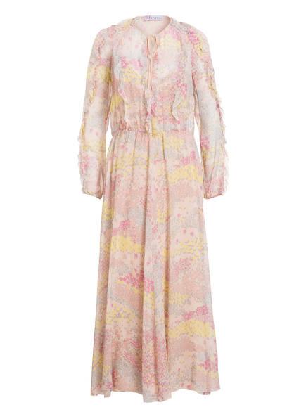 RED VALENTINO Kleid , Farbe: HELLROSA/ PINK/ GELB (Bild 1)