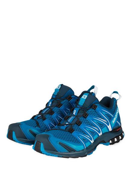 SALOMON Trailrunning-Schuhe XA PRO 3D, Farbe: PETROL (Bild 1)