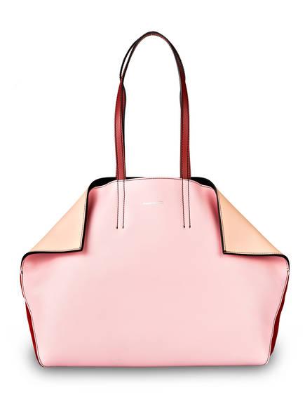 ALEXANDER McQUEEN Handtasche BUTTERFLY, Farbe: ROSE/ ROT (Bild 1)