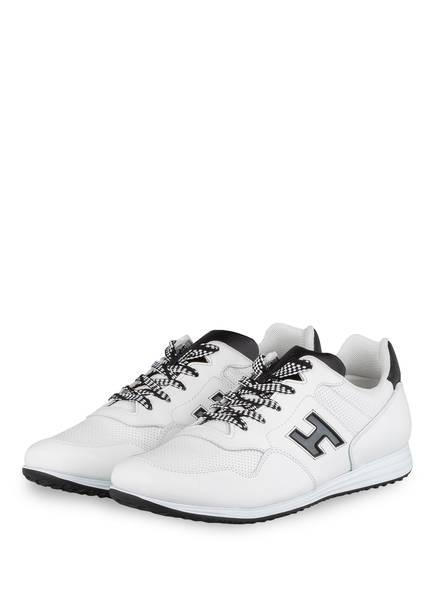 HOGAN Sneaker H205 OLYMPIA X , Farbe: WEISS (Bild 1)