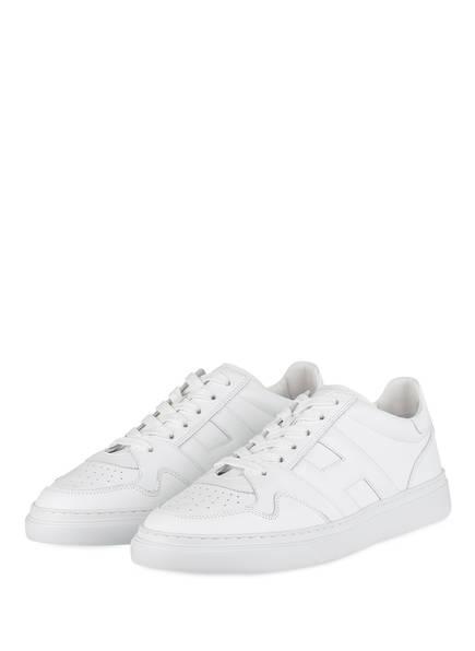HOGAN Sneakers H365 , Farbe: WEISS (Bild 1)
