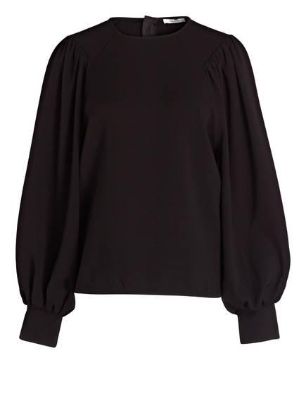 GANNI Bluse, Farbe: SCHWARZ (Bild 1)