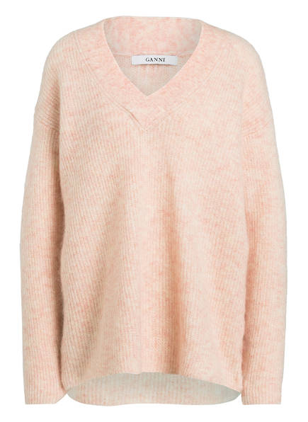 GANNI Pullover CALLAHAN , Farbe: HELLROSA (Bild 1)