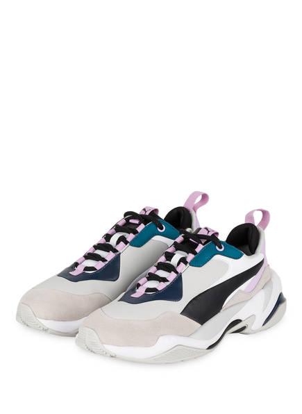 PUMA Sneaker THUNDER RIVE DROITE, Farbe: HELLGRAU/ PETROL/ HELLROSA (Bild 1)