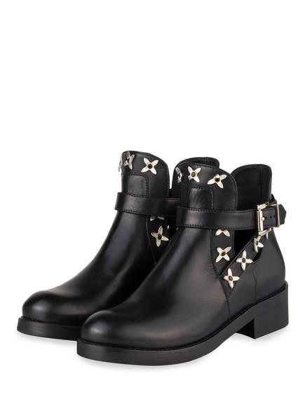 MARCCAIN Boots, Farbe: SCHWARZ (Bild 1)