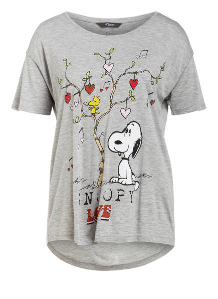 Princess GOES HOLLYWOOD T-Shirt, Farbe: GRAU MELIERT (Bild 1)