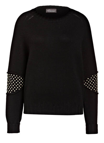 Princess GOES HOLLYWOOD Pullover , Farbe: SCHWARZ (Bild 1)