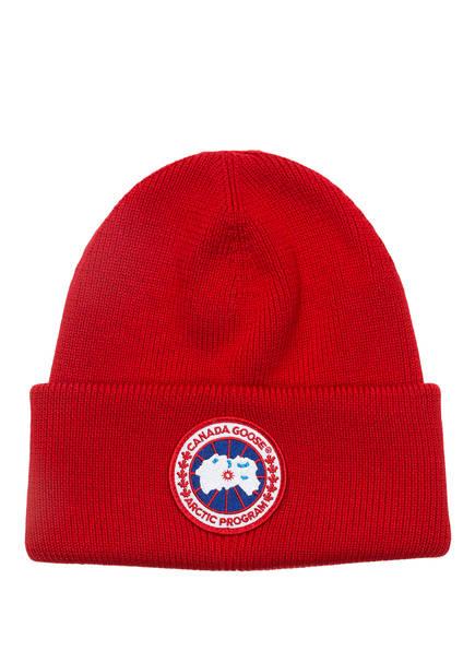 CANADA GOOSE Mütze, Farbe: ROT (Bild 1)