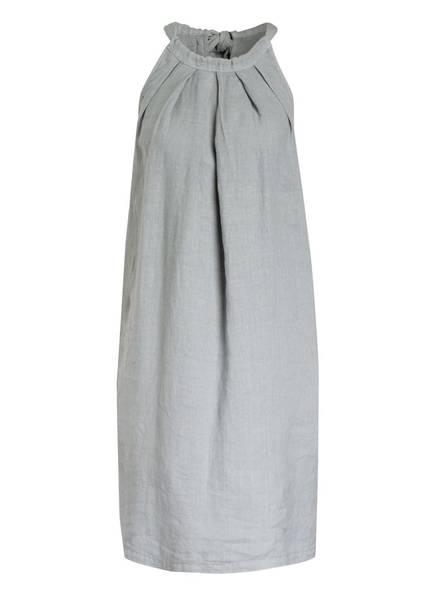 120%lino Leinenkleid , Farbe: GRAU (Bild 1)