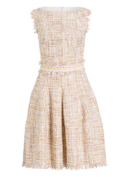 TALBOT RUNHOF Tweed-Kleid, Farbe: 038 rose sand gold (Bild 1)