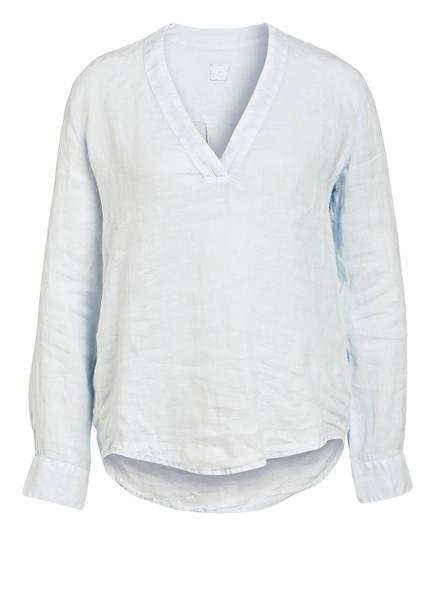 120%lino Leinenshirt, Farbe: HELLBLAU (Bild 1)