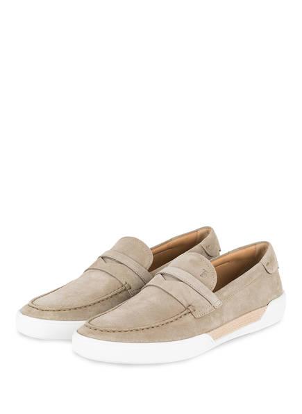 TOD'S Slip-On-Sneaker, Farbe: BEIGE (Bild 1)