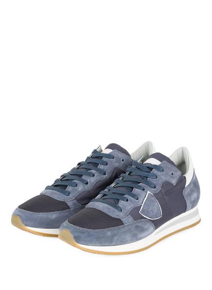 PHILIPPE MODEL Sneaker TROPEZ , Farbe: BLAU (Bild 1)