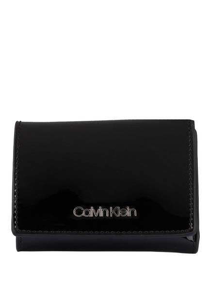 Calvin Klein Geldbörse, Farbe: SCHWARZ (Bild 1)