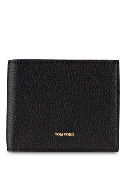 TOM FORD Geldbörse, Farbe: SCHWARZ (Bild 1)