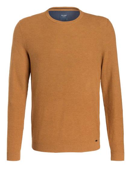 OLYMP Pullover, Farbe: CAMEL  (Bild 1)