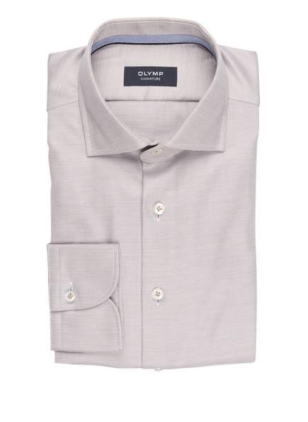 OLYMP SIGNATURE Hemd tailored fit , Farbe: BRAUN (Bild 1)