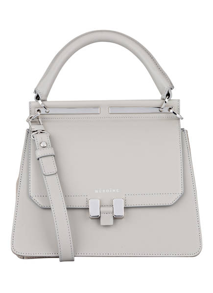 MAISON HÉROÏNE Handtasche MARLENE TABLET MINI, Farbe: GRAU (Bild 1)