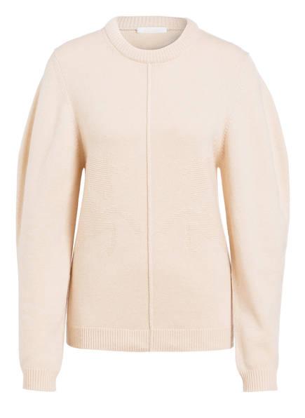 Chloé Cashemere-Pullover, Farbe: ANGORA BEIGE (Bild 1)