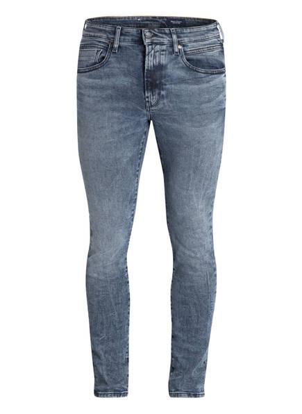 Marc O'Polo DENIM Jeans VIDAR Slim Fit , Farbe: P14 PARTY MOON WASH BLUE (Bild 1)