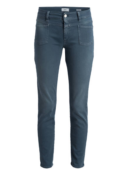 CLOSED 7/8-Jeans PEDAL X, Farbe: AVIATOR BLUE (Bild 1)