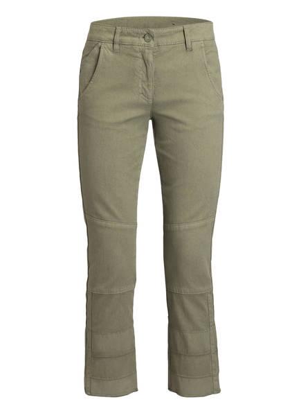 LUISA CERANO 7/8-Jeans, Farbe: GRÜN (Bild 1)