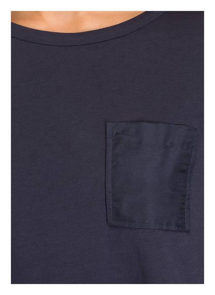 T Luisa Cerano Luisa Luisa shirt Dunkelblau shirt T Cerano Dunkelblau E00qUw