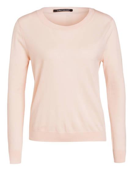LUISA CERANO Pullover, Farbe: HELLROSA (Bild 1)