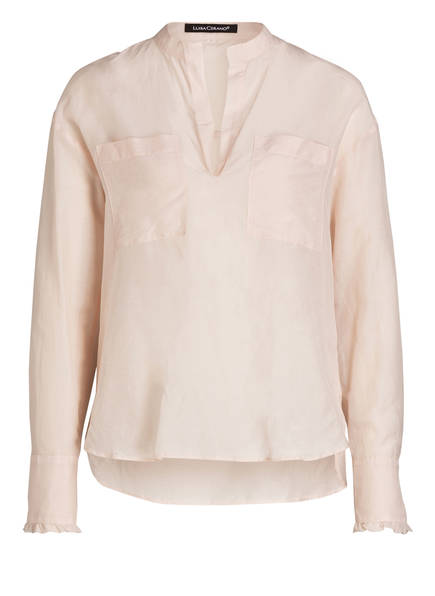 LUISA CERANO Blusenshirt, Farbe: HELLROSA (Bild 1)