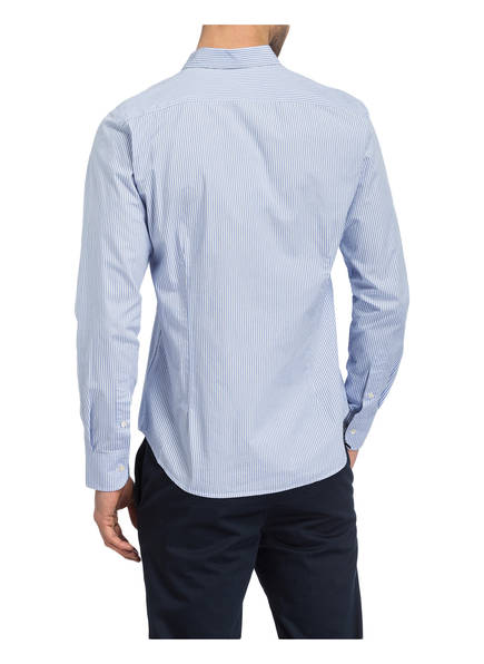 Hemd La Gestreift Fit Blau Regular Weiss Martina Zxxqw6pF