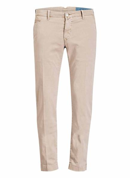 JACOB COHEN Chino BOBBY Comfort Fit, Farbe: BEIGE (Bild 1)
