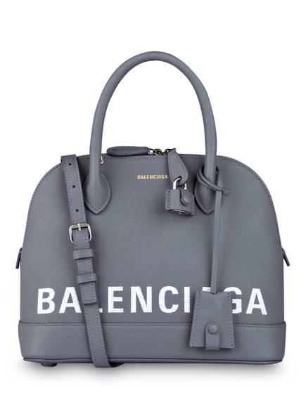 BALENCIAGA Handtasche VILLE S, Farbe: GRAU (Bild 1)