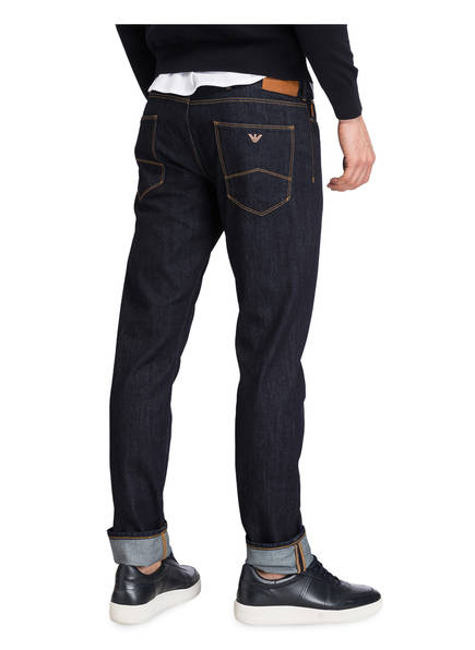 Blue Jeans Armani Slim Dark Fit Emporio 0941 pZSzfwfx