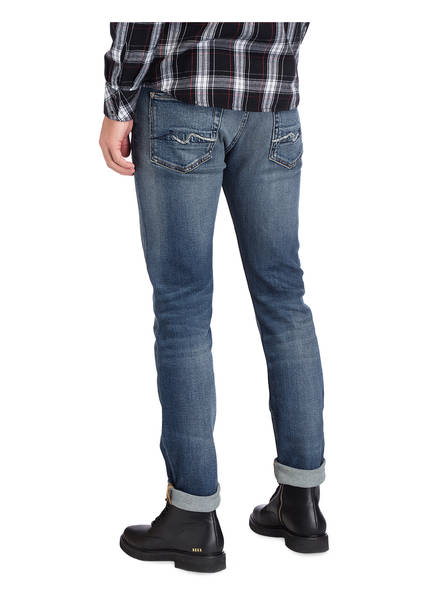 Skinny 7 Jeans All Mankind Fit Blue For Ronnie 7vqrXwEtvx