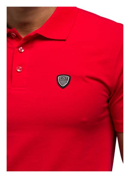 Armani Poloshirt Ea7 Rot Ea7 Emporio Emporio Armani Poloshirt Rot x7qBZZawR