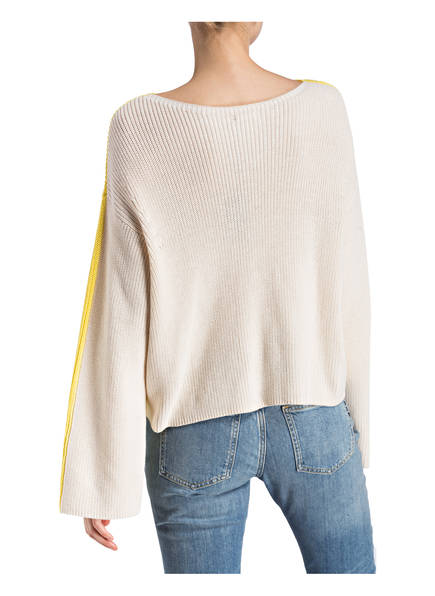 Drykorn Drykorn Laureen Pullover Pullover Laureen Creme Pullover Gelb Drykorn Gelb Laureen Creme H0wa7